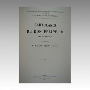 cartulario-de-don-felipe-iii-rey-de-francia